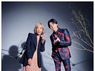 蜷川実花、新田真剣佑との2ショット公開「本当に本当に綺麗」