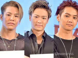 """THE RAMPAGEボーカル3人、負けたくないメンバーは?16人で困ったことは?""""大所帯の先輩""""小嶋陽菜がアドバイス"""