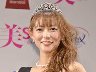 美魔女グランプリは43歳の3児の主婦 「圧倒的華やか」満場一致で3冠受賞