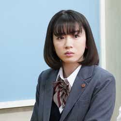 永野芽郁/「3年A組 ―今から皆さんは、人質です―」第7話より(C)日本テレビ