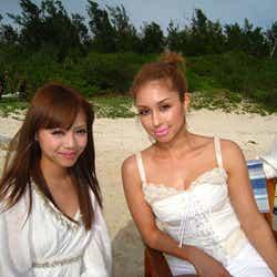 モデルプレス - 「Popteen」モデル、BENIの新曲PVに出演 沖縄での撮影風景を公開