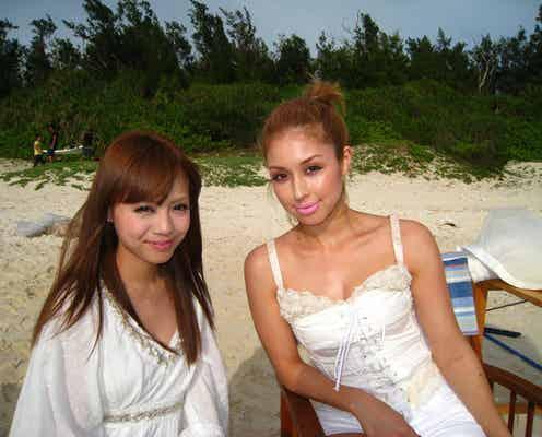 「Popteen」モデル、BENIの新曲PVに出演 沖縄での撮影風景を公開