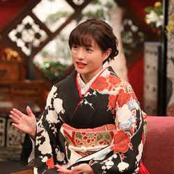 石原さとみ(画像提供:関西テレビ)