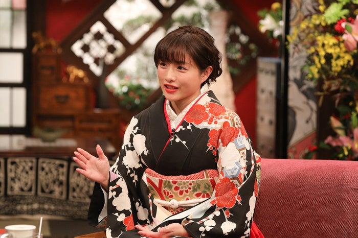 石原さとみ(画像提供:関西テレビ)<br>