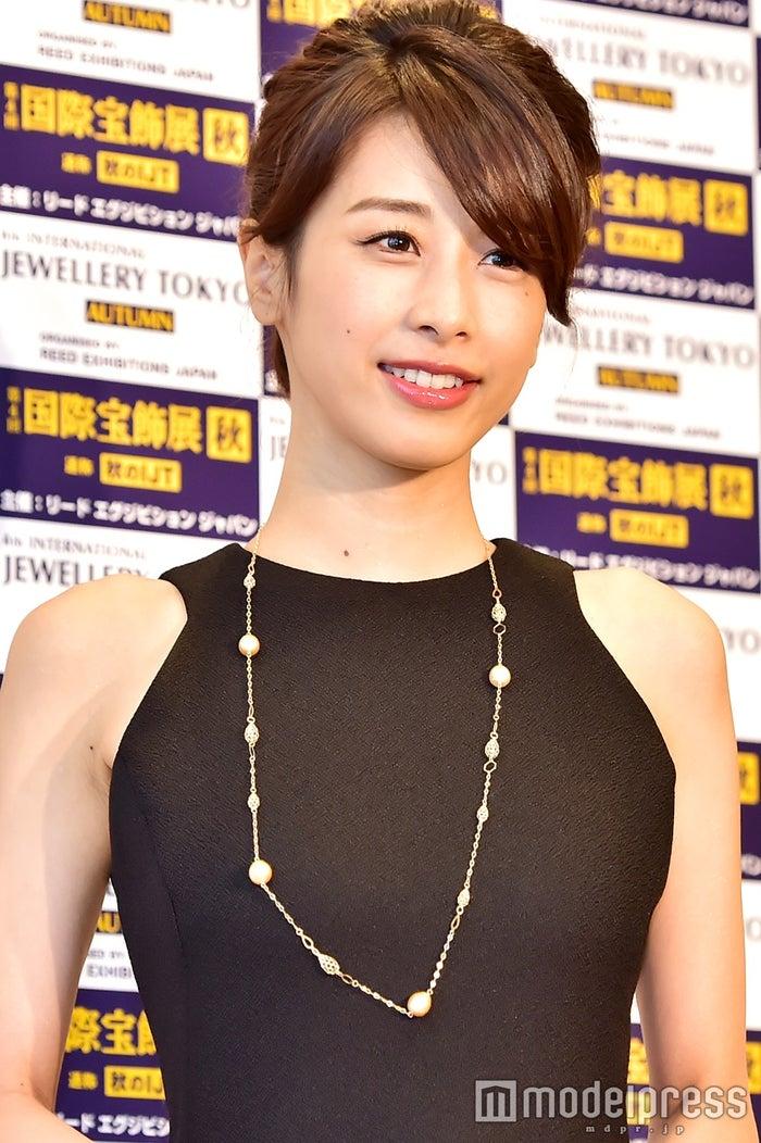 加藤綾子(C)モデルプレス