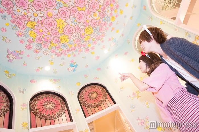 レディキティハウス/モデル:かえで、笹森裕貴(C)モデルプレス