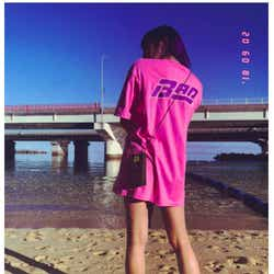 モデルプレス - E-girls須田アンナの圧巻美脚に釘付け「スタイル抜群」「憧れる」と羨望の声