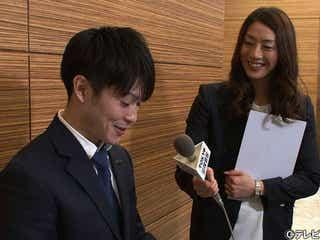 寺川綾、キャスターに初挑戦 内村航平ら世界の金メダリスト5人に突撃取材
