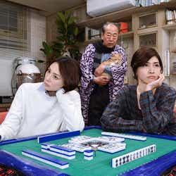 米倉涼子、岸部一徳、内田有紀 (画像提供:テレビ朝日)