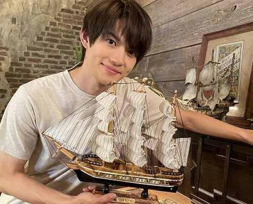 佐野勇斗が世界の海で沈没船の謎を解く水中考古学者を熱演!<日本を救うヤバイ偉人>