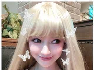 """愛沢えみり、""""3年前の現役キャバ嬢姿""""再現「お人形さんみたい」と絶賛の声"""