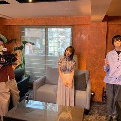 乃木坂46与田祐希の行動に驚きの声 犬飼貴丈と巨大グルメツアー