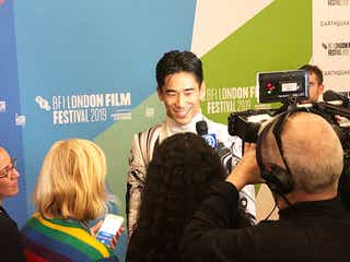 EXILE小林直己、ハリウッドデビュー作でロンドン映画祭出席<アースクエイクバード>