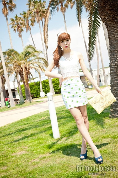「Popteen」モデルとしてギャル業界を盛り上げると意気込む藤田ニコル