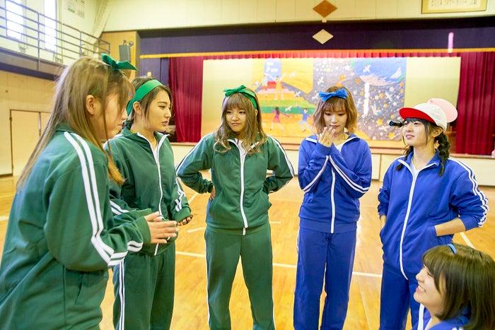 「Popteenカバーガール戦争」(C)AbemaTV