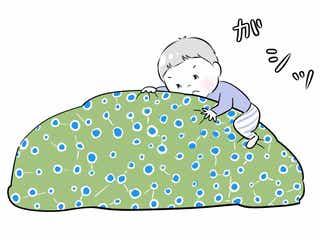 【休校中の過ごし方】ソファーを捨て、家でアスレチック気分に!【夫婦のじかん大貫ミキエの芸人育児日記 Vol.18】
