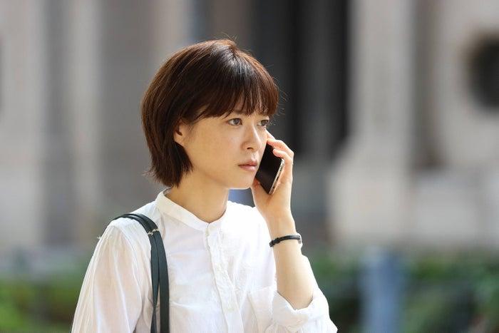 上野樹里/「監察医 朝顔」第7話より(C)フジテレビ