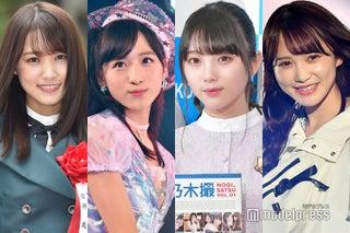 「坂道AKB」第3弾、選抜メンバー25人発表 今週一番読まれたニュースは?【総合TOP10】