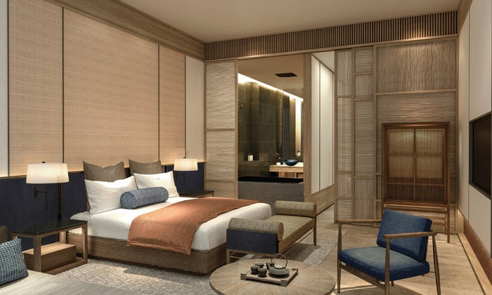 ROKU KYOTO,LXR Hotels & Resorts/画像提供:ヒルトン