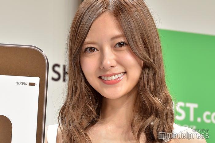 乃木坂46白石麻衣、生駒里奈卒業コンサートにコメント(C)モデルプレス