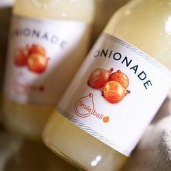 辛くない甘いタマネギを使用。新体験飲料「オニオネード」が誕生