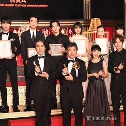 <写真特集/結果まとめ>「第42回日本アカデミー賞」授賞式
