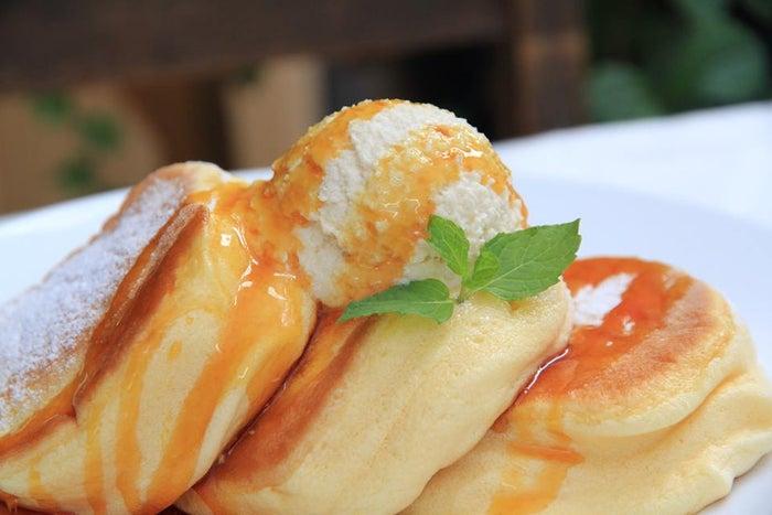 幸せのパンケーキ/画像提供:株式会社エーステクノロジー