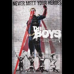 Amazonで最も視聴されたオリジナルドラマ『The boys』シーズン2の予告映像が漏洩