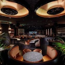 東京竹芝にナイトクラブラウンジ「BANK30(バンクサーティー)」オーシャンビューの夜遊び空間