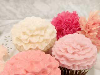 ケーキに花が咲いたみたい 母の日スイーツが可愛すぎる