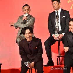 中国ロケでのエピソードで笑いをとる満島真之介 (C)モデルプレス