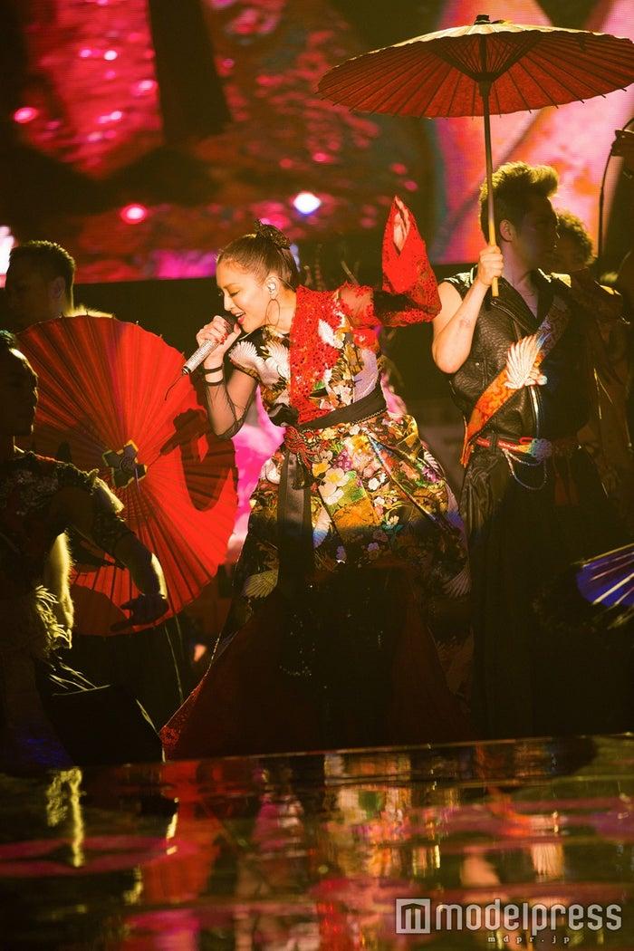 ニューアルバム「M(A)DE IN JAPAN」が全曲を独占先行配信されることが決定した浜崎あゆみ