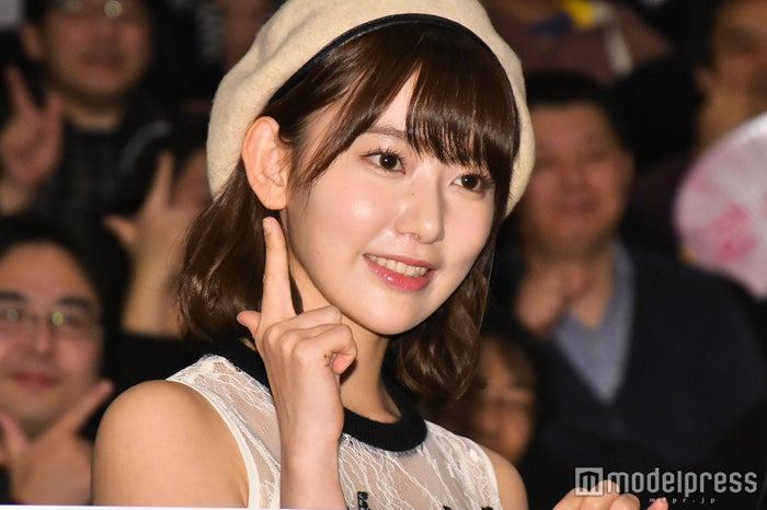 HKT48宮脇咲良 (C)モデルプレス