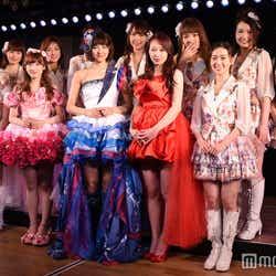 「AKB48劇場 チームK 2期生 10周年記念特別公演」出演者(C)モデルプレス