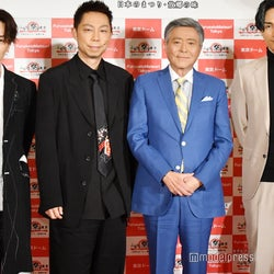 """EXILE TETSUYA、USAのツッコミにたじたじ 橘ケンチは""""ケンチペディア""""披露"""