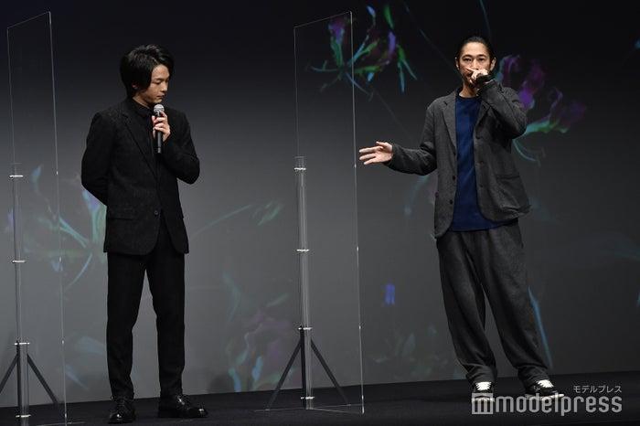 中村倫也、窪塚洋介 (C)モデルプレス