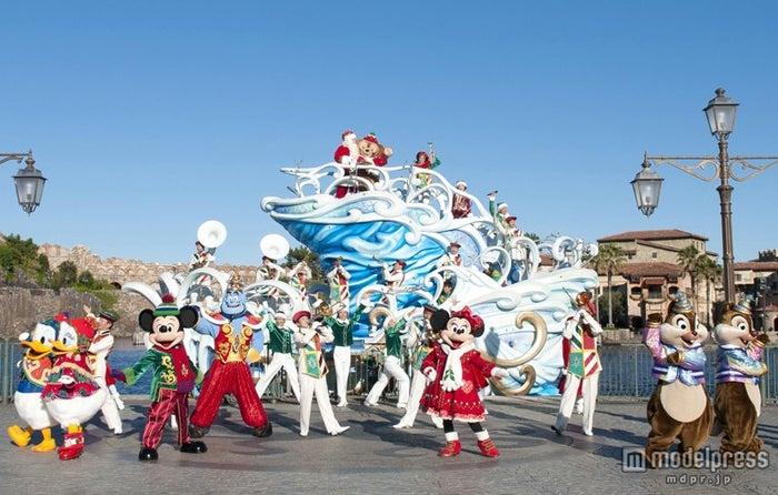 「ホリデーグリーティング・フロム・セブンポート」(C)Disney