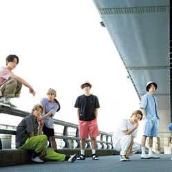 7ORDER project/「ar」8月号より(画像提供: 主婦と生活社)