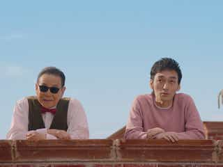 草なぎ剛、タモリとCM初共演 24年ぶり演技共演に緊張