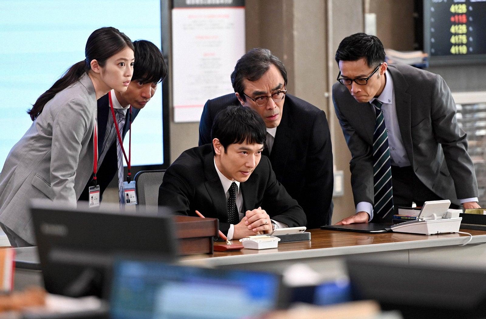 「半沢直樹」第3話より(C)TBS