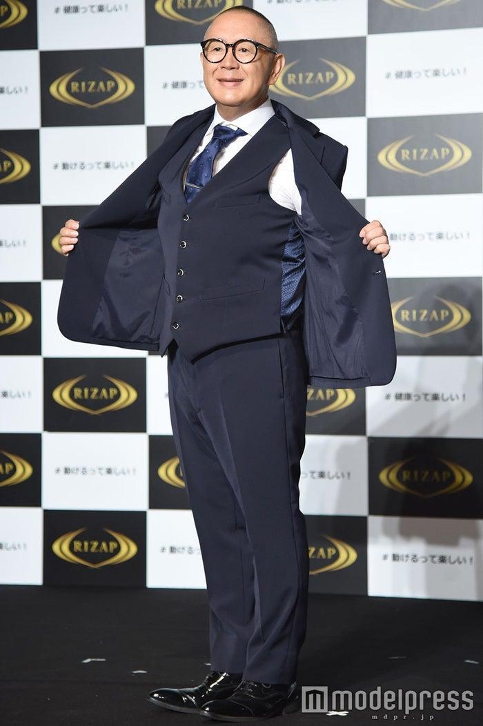 30キロのダイエットに成功した松村邦洋(C)モデルプレス