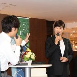 エミネント 女優の高島礼子さん招きトークショー