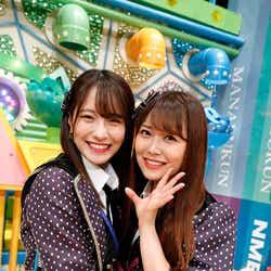 モデルプレス - NMB48小嶋花梨、白間美瑠に「ギリギリのラインで止まってください」初の試みを前に注意