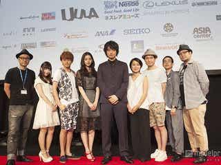斎藤工ら豪華集結 アジア最大級の国際短編映画祭が開幕