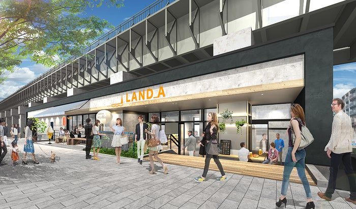 LAND_A(イメージ)/画像提供:東武鉄道