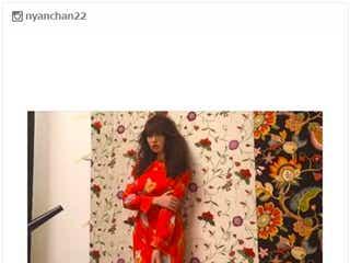 小嶋陽菜、蜷川実花とタッグで妖艶な色気 台湾版「VOGUE」撮影を報告
