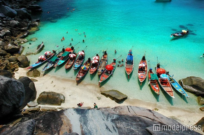 旅先での贅沢をすべて満喫できるタイ/画像提供:タイ国政府観光庁