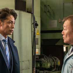玉木宏・國村隼/「スパイラル~町工場の奇跡~」第1話より(C)テレビ東京