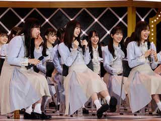 乃木坂46バスラ前夜祭、西野七瀬卒業公演を振り返る 高山一実、与田祐希ら
