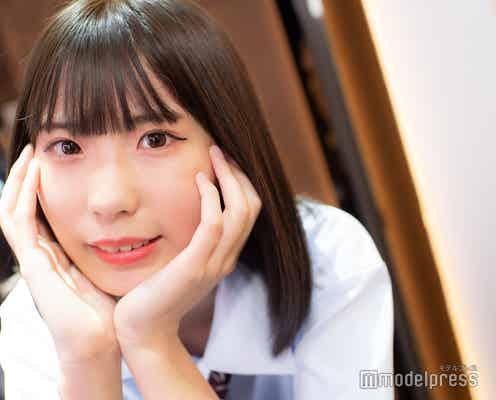 """""""日本一かわいい高校一年生""""準グラ・あいのぶちょーさん 個性派TikTokでバズる美女<高一ミスコン2020>"""